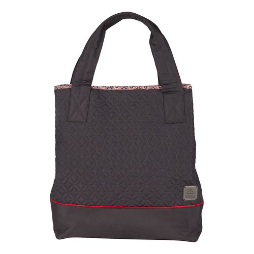 Prana Ayanna Yoga Tote Bags - Charcoal