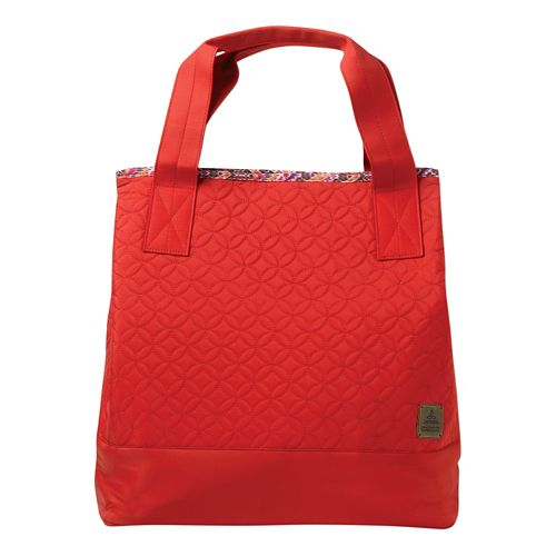 Prana Ayanna Yoga Tote Bags - Fire Red