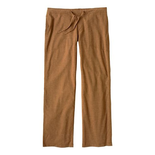 Mens prAna Sutra Pants - Dark Ginger L