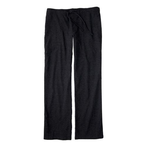 Mens Prana Sutra Pant Pants - Black XXLT