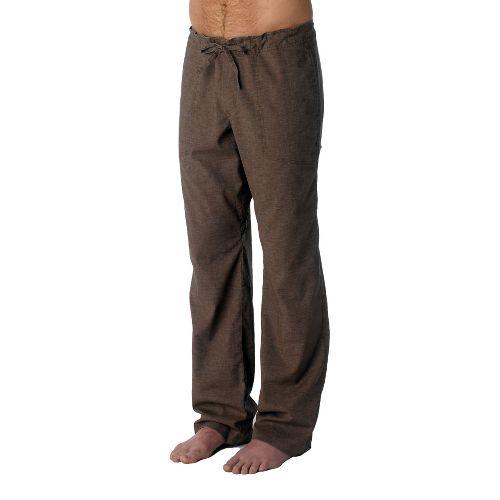 Mens Prana Sutra Pant Pants - Mud LS