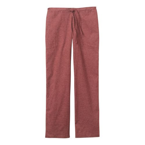Mens Prana Sutra Pant Pants - Raisin ST