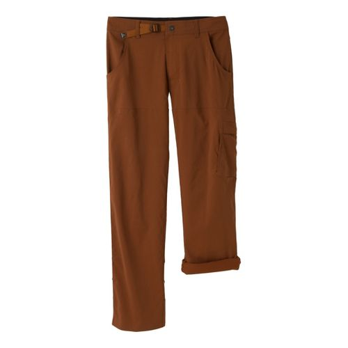 Mens Prana Stretch Zion Full Length Pants - Auburn S