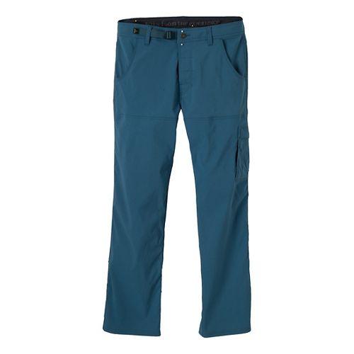 Mens Prana Stretch Zion Full Length Pants - Blue Jean XXL