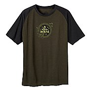 Mens Prana Cliff Short Sleeve Non-Technical Tops