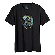Mens Prana Explore Short Sleeve Non-Technical Tops