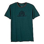 Mens Prana Joshua Tree Short Sleeve Non-Technical Tops