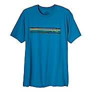 Mens Prana Mountain Short Sleeve Non-Technical Tops