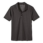 Mens Prana Orion Polo Short Sleeve Technical Tops