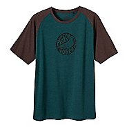 Mens Prana Pigeon Short Sleeve Non-Technical Tops