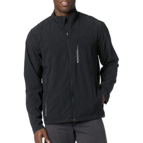 Mens Prana Conrad Outerwear Jackets - Black S