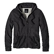 Mens Prana Hughes Warm-Up Hooded Jackets