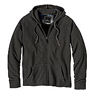 Mens Prana Kennet Full Zip Outerwear Jackets
