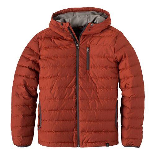 Mens Prana Lasser Outerwear Jackets - Picante L