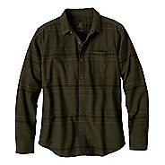 Mens Prana Leon Long Sleeve Non-Technical Tops