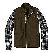 Mens Prana Lomen Convertible Outerwear Jackets