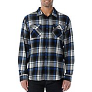 Mens prAna Lybeck Long Sleeve Non-Technical Tops