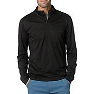 Mens Prana Porter Long Sleeve 1/2 Zip Technical Tops