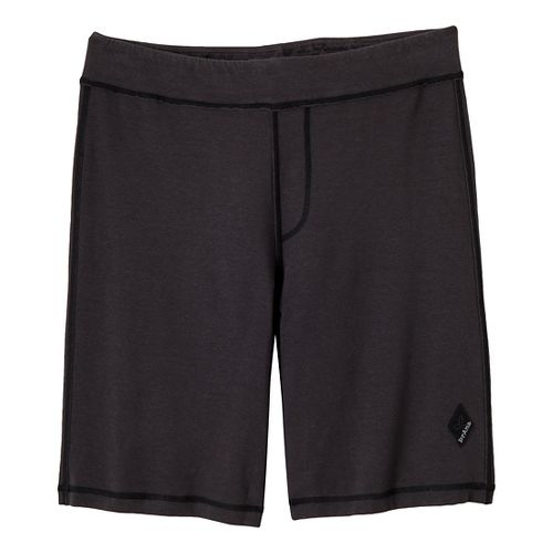 Mens Prana Guthrie Unlined Shorts - Charcoal S