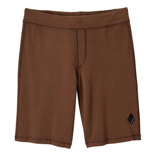 Mens Prana Guthrie Unlined Shorts - Pinecone XXL