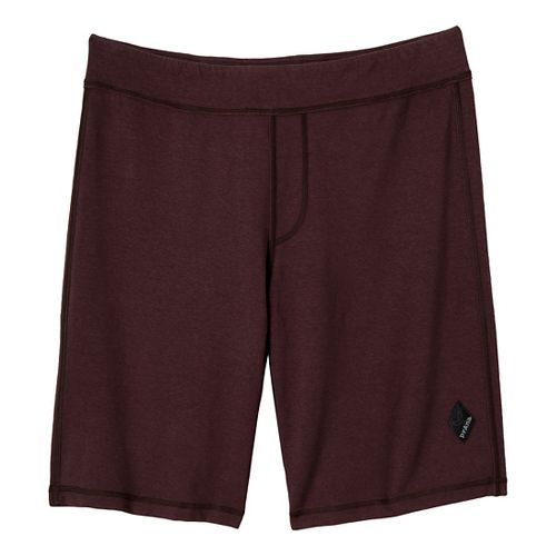 Mens Prana Guthrie Unlined Shorts - Rich Cocoa S