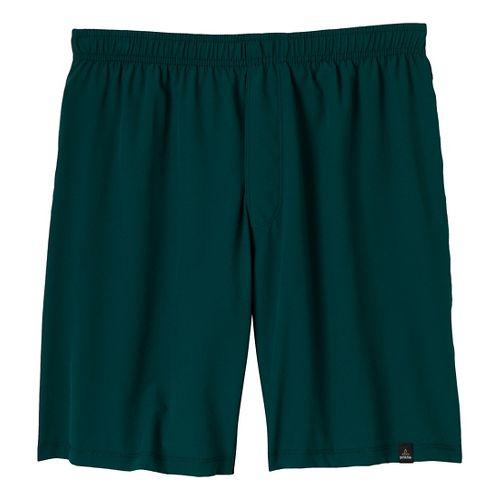 Mens Prana Logan Unlined Shorts - Mud L