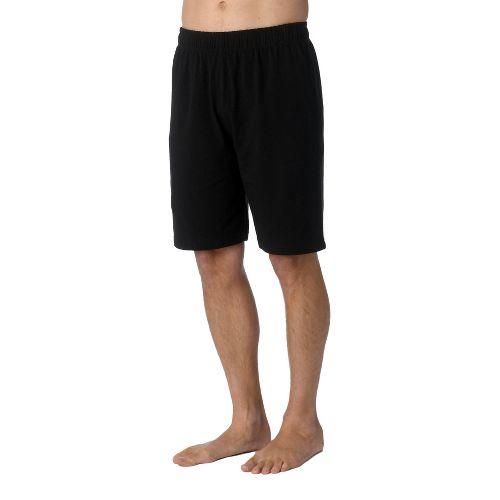 Mens Prana Setu Unlined Shorts - Black XXL