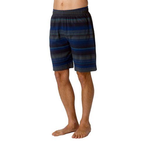 Mens Prana Setu Unlined Shorts - Blue Yonder L