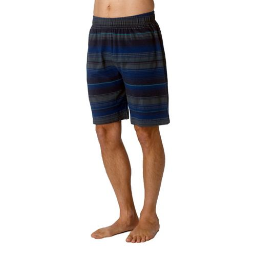 Mens Prana Setu Unlined Shorts - Blue Yonder XL