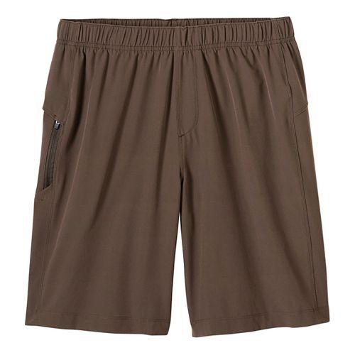 Mens prAna Vargas Unlined Shorts - Wren S