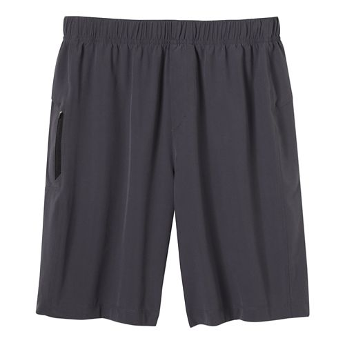 Mens prAna Vargas Unlined Shorts - Coal S