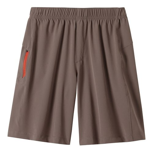 Mens Prana Vargas Unlined Shorts - Mud XXL