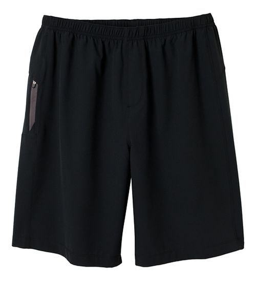 Mens prAna Vargas Unlined Shorts - Black S