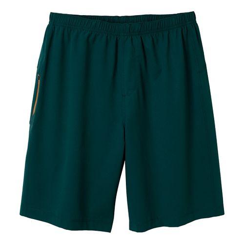 Mens Prana Vargas Unlined Shorts - Deep Teal XL