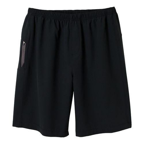 Mens Prana Vargas Unlined Shorts - Mud XXL