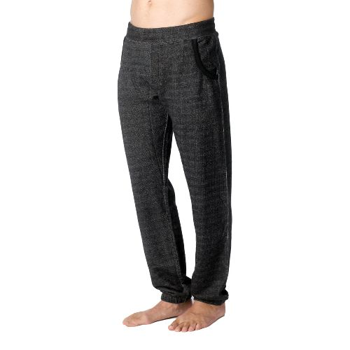 Mens Prana Casper Full Length Pants - Black S