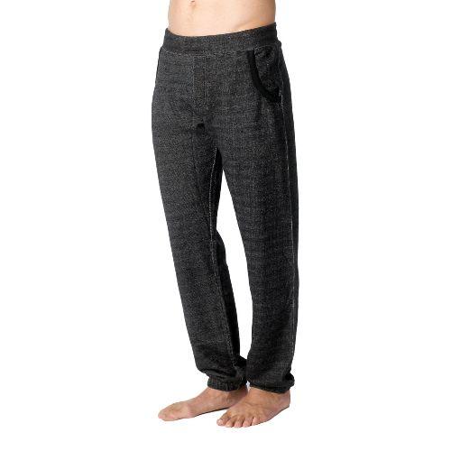 Mens Prana Casper Full Length Pants - Black XXL