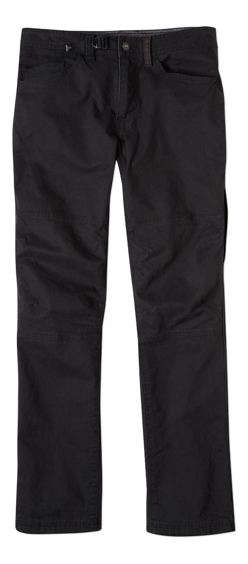 Mens prAna Continuum Pants - Black 28