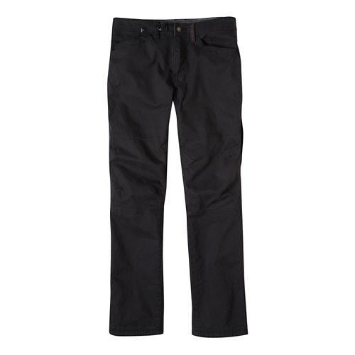Mens prAna Continuum Pants - Black 38