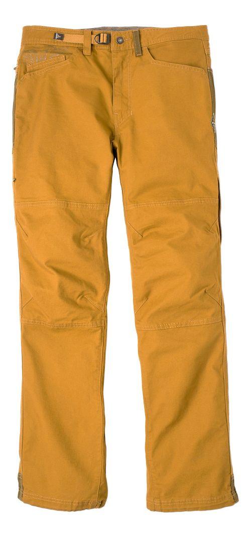Mens prAna Continuum Pants - Brown 32
