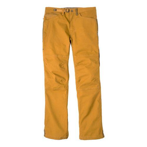 Mens prAna Continuum Pants - Brown 34