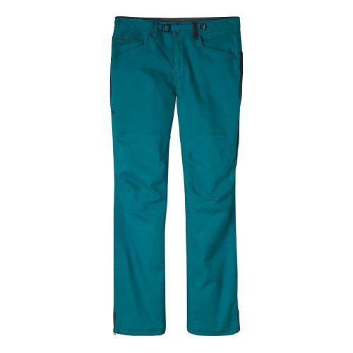 Mens prAna Continuum Pants - Green 32