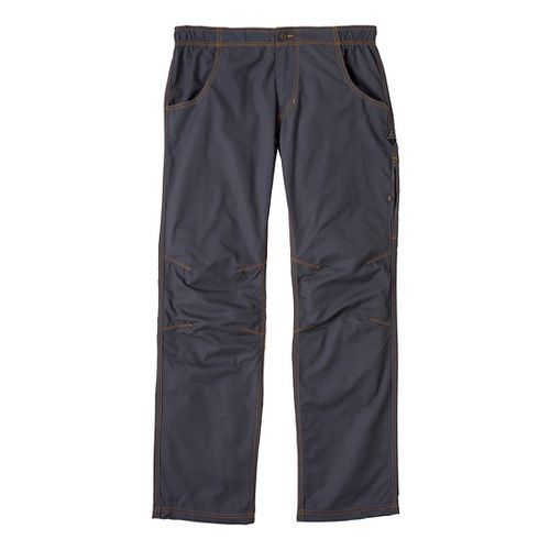 Mens Prana Ecliptic Full Length Pants - Coal L