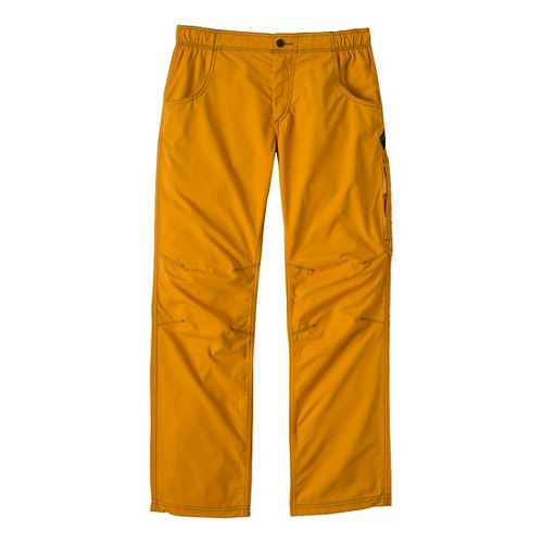 Mens Prana Ecliptic Full Length Pants - Sunray XL