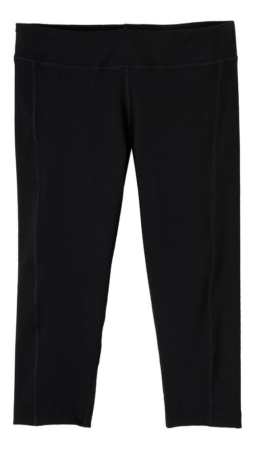 Mens Prana JD Knicker Capri Pants - Black XL