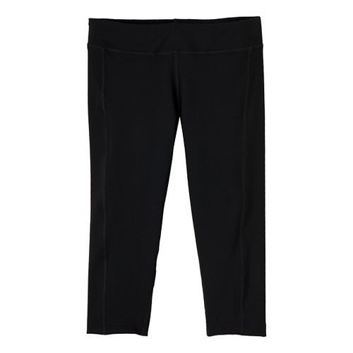 Mens Prana JD Knicker Capri Pants - Black L