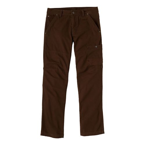 Mens Prana Rawkus Full Length Pants - Brown 30