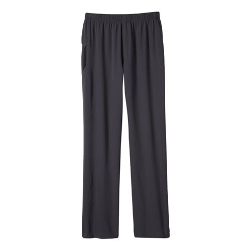 Mens Prana Vargas Full Length Pants - Coal S
