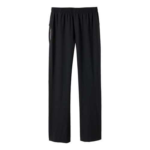 Mens Prana Vargas Full Length Pants - Black XL