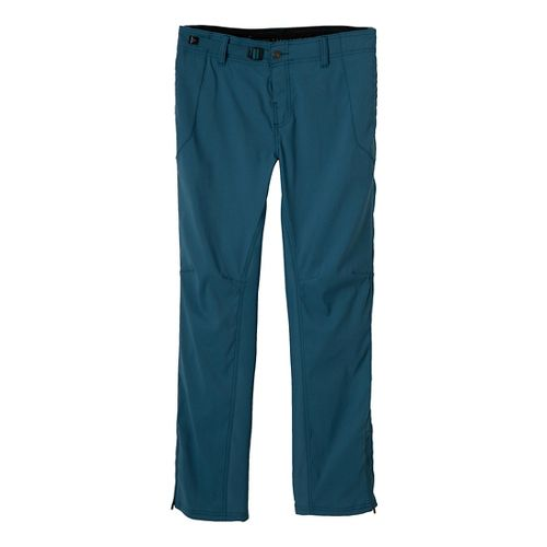 Mens Prana Wyatt Full Length Pants - Blue Jean 38